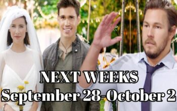 The Bold and The Beautiful Spoilers For Next Weeks September 28-October 2