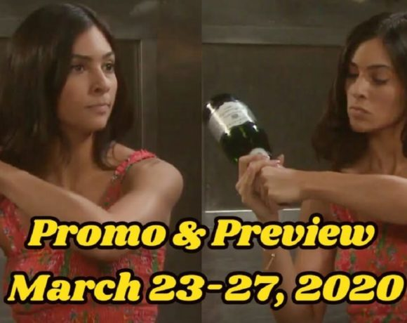 Days of Our Lives Spoilers For Next Week March 23-27