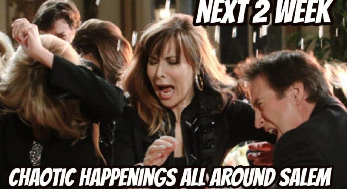 Days of Our Lives Spoilers For Spoilers Next 2 Week May 25-June 5