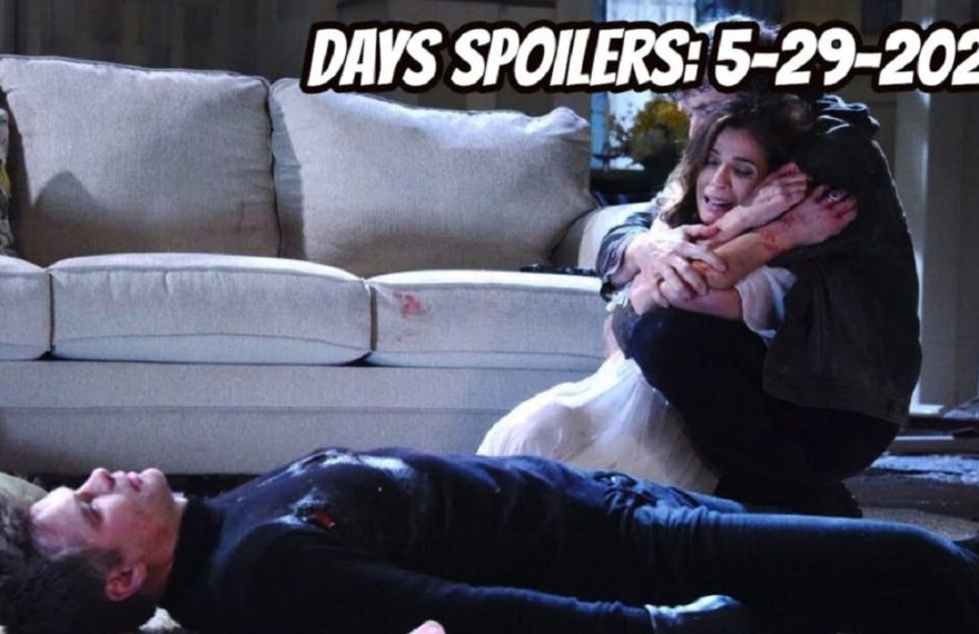 Days of Our Lives Spoilers For Friday, May 29 Days