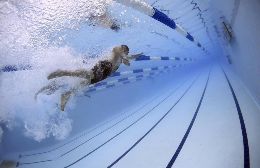 Losing Weight By Swimming - Losing Weight