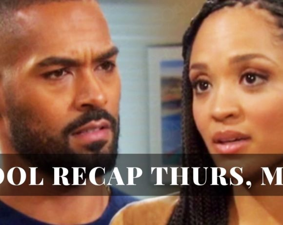 Days of Our Lives Recap For Thursday, May 28