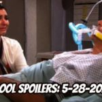 Days of Our Lives (DOOL) Spoilers Thursday, May 28 Ubdate