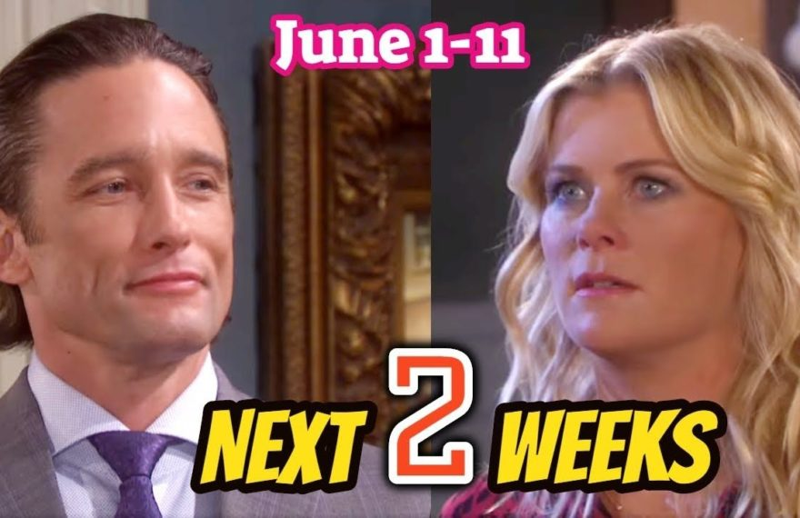 Days of Our Lives Spoilers Next 2 Weeks | June 1 - 11