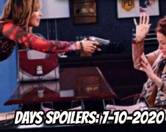 Days of Our Lives Spoilers For Friday, July 9 Days