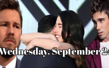 The Bold and the Beautiful Spoilers Wednesday, September 24, 2020