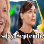The Bold and the Beautiful Spoilers Thursday, September 24, B&B