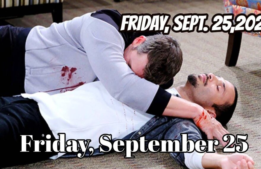 Days of Our Lives Spoilers For Friday, September 25 Days