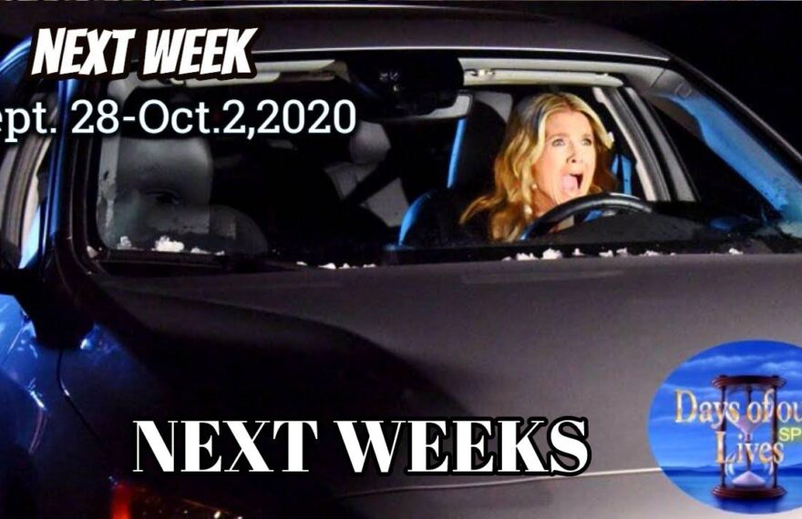 Days of Our Lives Spoilers For Spoilers Next Week September 28-October 2