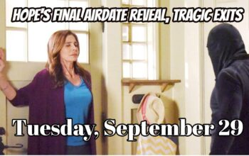 Days Of Our Lives Spoilers For Tuesday, September 29 DOOL