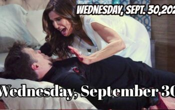 Days of Our Lives Spoilers For Wednesday, September 30 Days