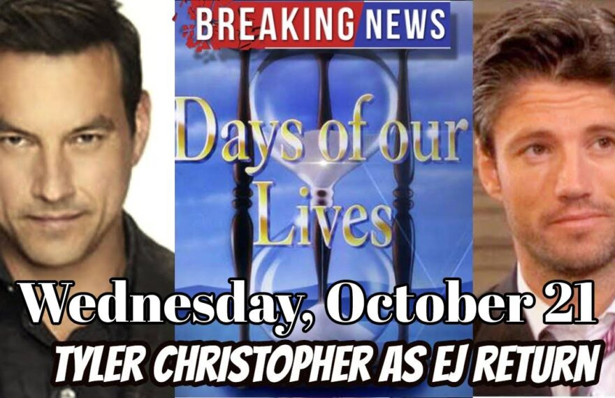 Days of Our Lives Spoilers For Wednesday, October 21 Days