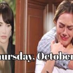 The Bold and the Beautiful Spoilers Thursday, October 22, B&B