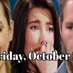 The Bold And The Beautiful Spoilers For Friday, October 23 B&B