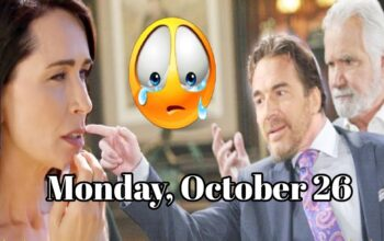 The Bold and the Beautiful spoilers for Monday, October 26