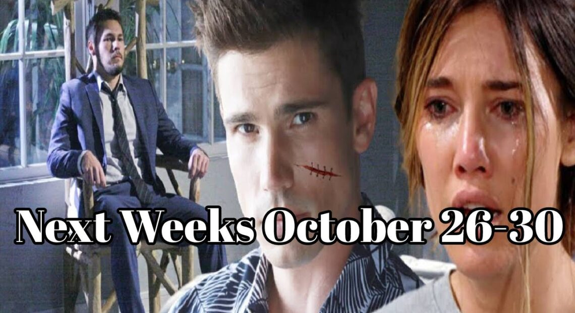 The Bold and The Beautiful Spoilers For Next Weeks October 19-23