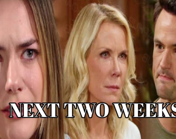 The Bold and The Beautiful Spoilers October 19-November 6 Next 2 Week
