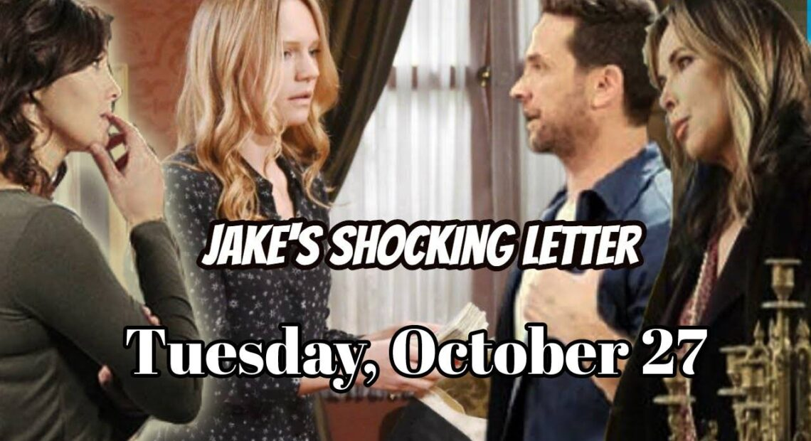 Days Of Our Lives Spoilers For Tuesday, October 28 DOOL