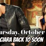 Days of our Lives spoilers for Thursday, October 29