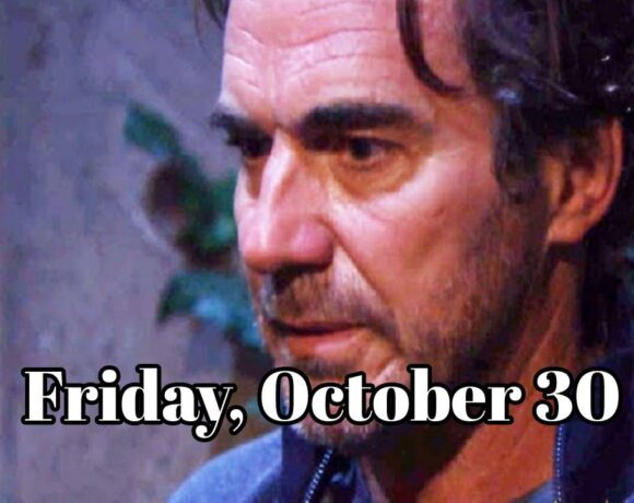 The Bold And The Beautiful Spoilers For Friday, October 30 B&B