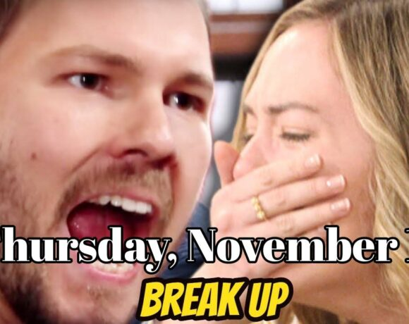 The Bold and the Beautiful Spoilers Thursday, November 19, B&B