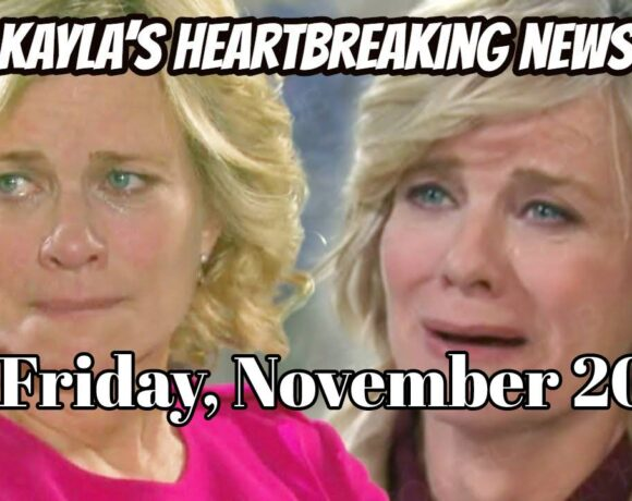 Days of Our Lives Spoilers For Friday, November 20 Days