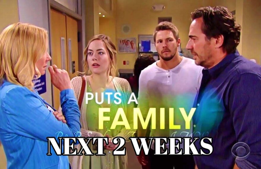 The Bold and The Beautiful Spoilers November 23-December 3 Next 2 Week