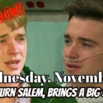 Days of Our Lives Spoilers For Wednesday, November 25 Days