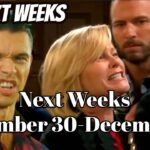 Days of Our Lives Spoilers For November 30-December 4 Next Weeks