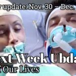 Days of our Lives spoilers next week, November 30-December 4