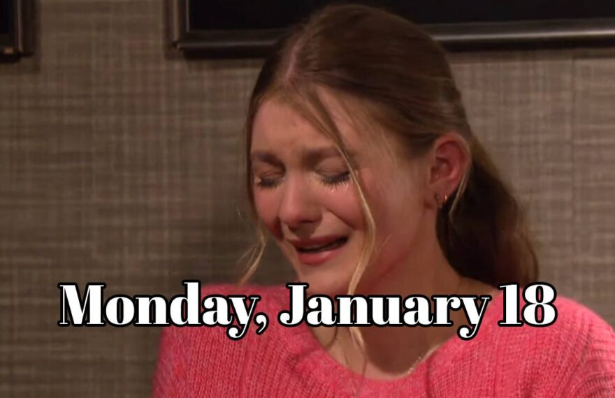 Days Of Our Lives Spoilers For Monday, January 18, 2021 DOOL