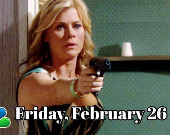 Days of Our Lives Spoilers For Friday, February 26, DOOL