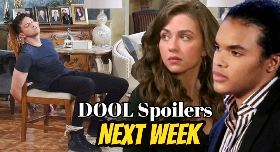 Days of Our Lives Spoilers For Next Week April 19-23, DOOL
