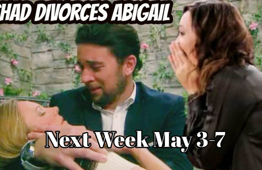 Days of Our Lives Spoilers For Next Week May 3-7 DOOL