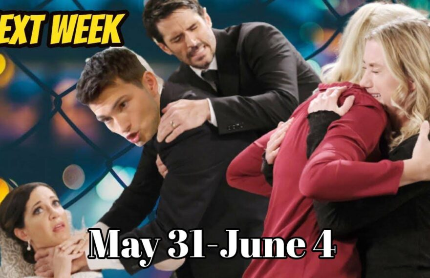 Days of Our Lives Spoilers For Next Week May 31-June 4 DOOL