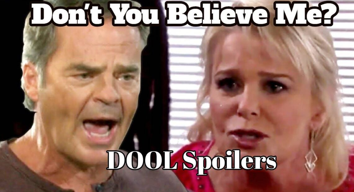 Days of Our Lives Spoilers For Friday, June 4, Y&R