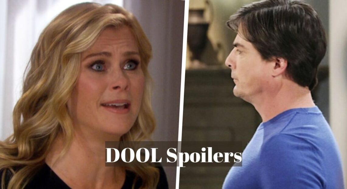 Days of Our Lives Spoilers Sami Struggles to Keep Her Secret