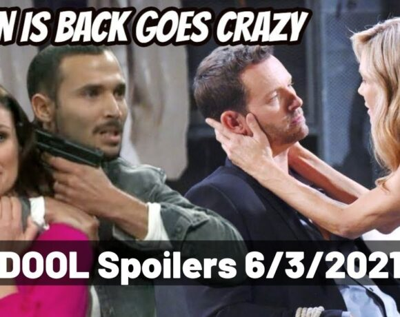 Days of Our Lives Spoilers Thursday, June 3, DOOL