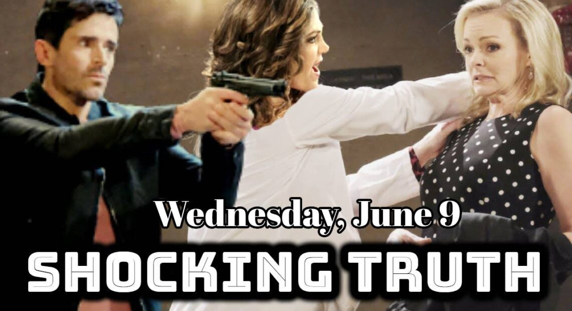 Days of our Lives Spoilers For Wednesday, June 9, DOOL