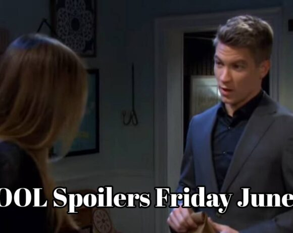 Days of Our Lives Spoilers For Friday, June 18, DOOL
