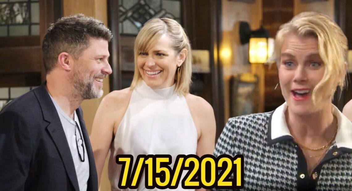 Days of Our Lives Spoilers For Thursday, July 15, DAYS