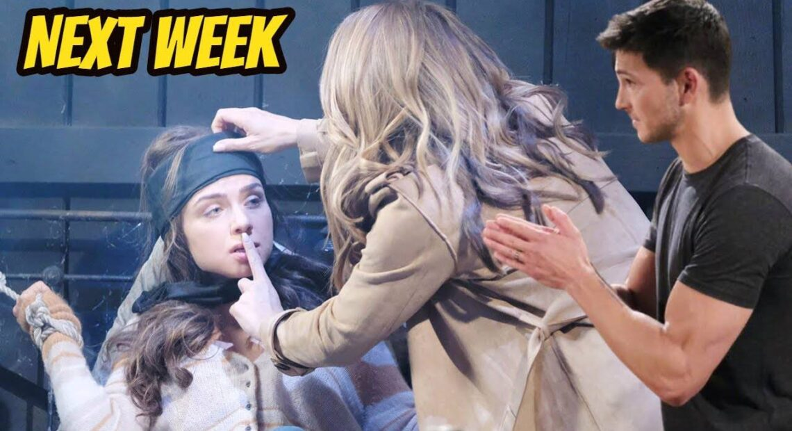 Days of Our Lives Spoilers For Next Week July 19-July 23, DAYS