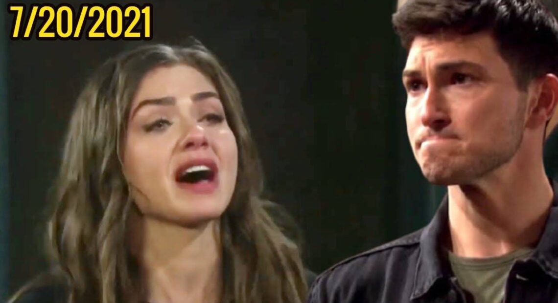 Days of Our Lives Spoilers For Tuesday, July 20, DAYS