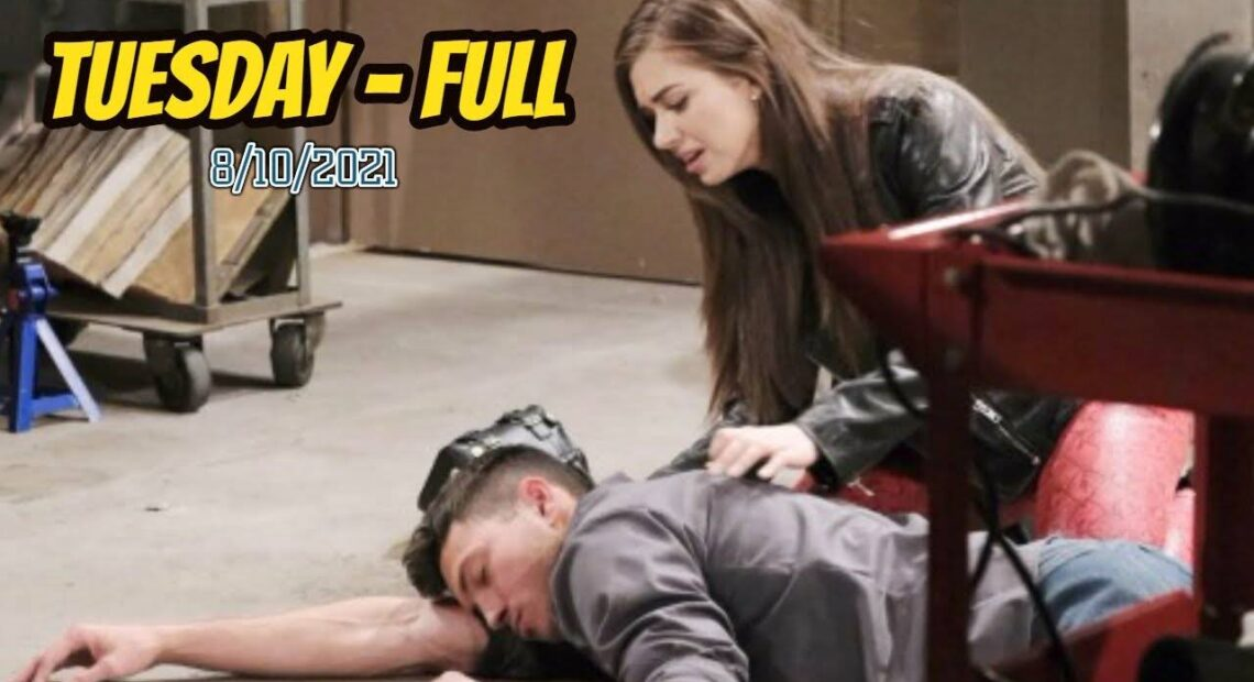 Days of our Lives Spoilers For Tuesday, August 10, DOOL